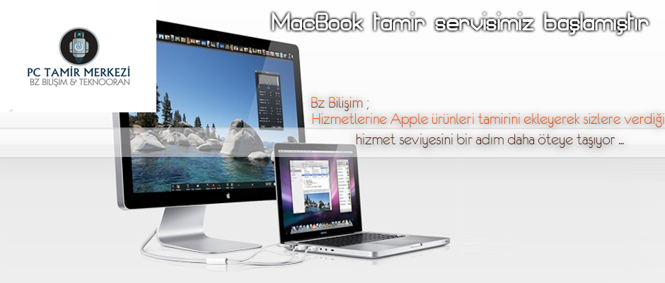 MacBook Tamiri