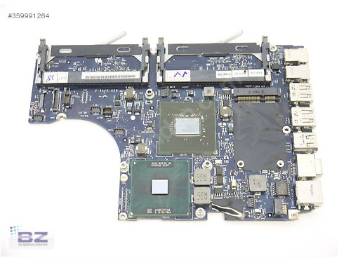 APLLE MACBOOK PRO A1181 820-1889 ANAKART
